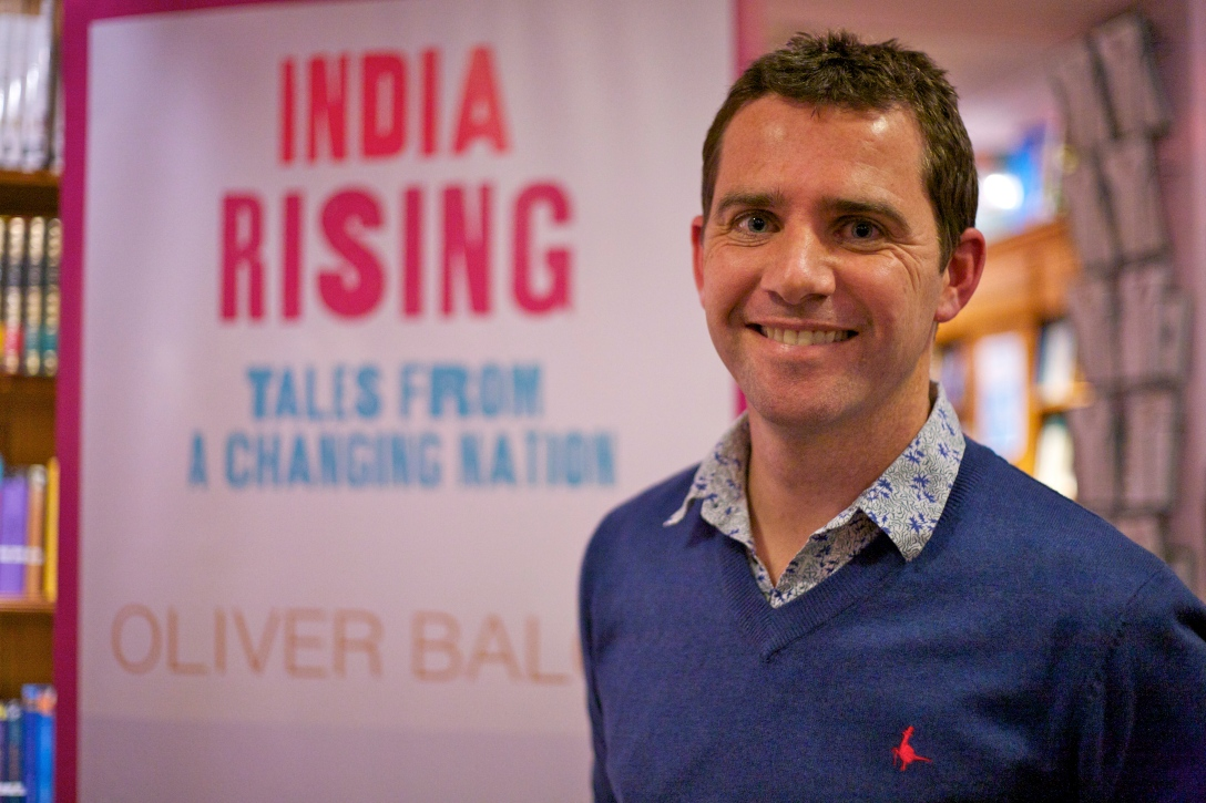 Launch of India Rising