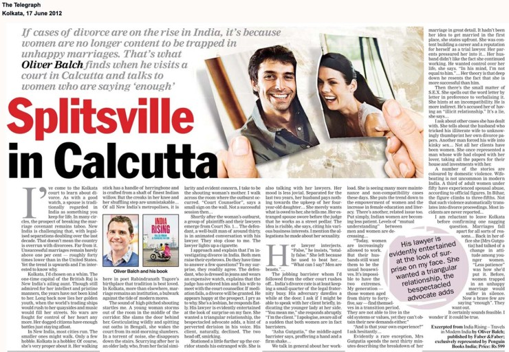 India Rising, The Telegraph, Kolkata, 061712